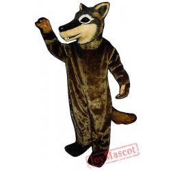 Coyote Wolf Mascot Costume