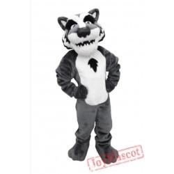 Reyburn Timberwolf Mascot Costume