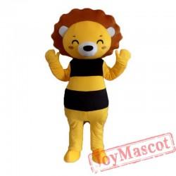 Bee Bear Mascot Costume