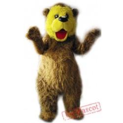 Bear Mascot Costume Adult Costume