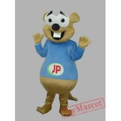 Big Teeth Bear Adult Mascot Costume