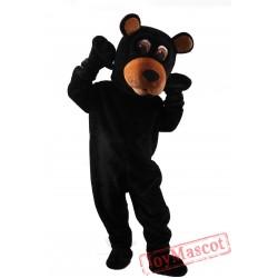 Black Bear Lightweight Mascot Costume