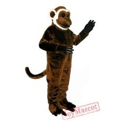 Bearded Monkey Mascot Costume