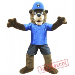 Fierce Bear Mascot Costume