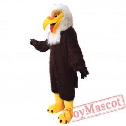 Brown Eagle Mascot Costumes