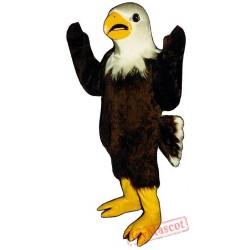 Angry Eagle Mascot Costume
