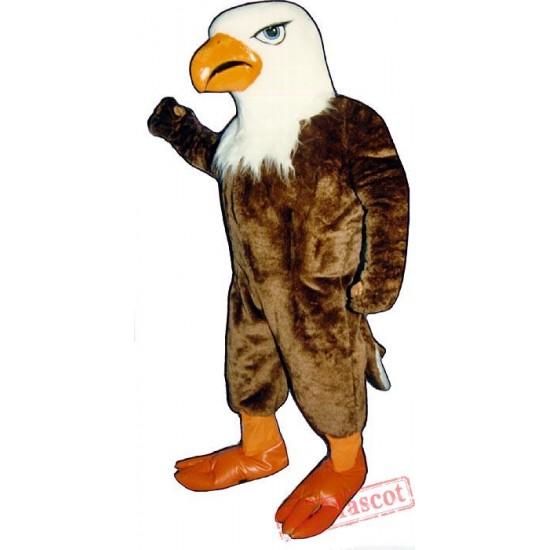 Arnold Eagle Mascot Costume