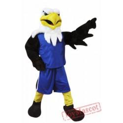 College Eagle Mascot Costume