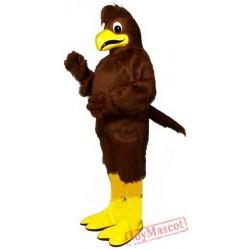 Crested Hawk Mascot Costume