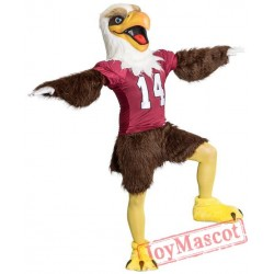 Elmo Eagle Mascot Costume