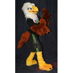 School Eagle Mascot Costume