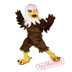 Power Fierce Eagle Mascot Costume