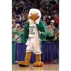 Sport University Eagle Mascot Costume