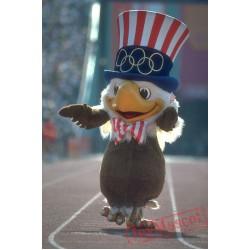 Sam The Eagle Mascot Costume