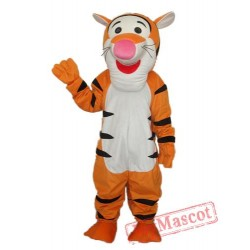6Th Version Tigger Mascot Adult Costume