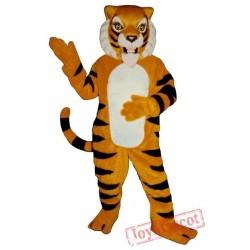 Ferocious Tiger Mascot Costume