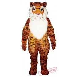 George Tiger Mascot Costume