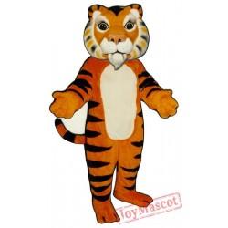 India Tiger Mascot Costume