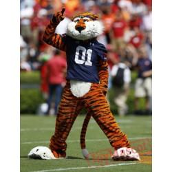 Professional Auburn Tigers Mascot Costumes
