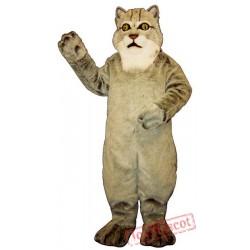 Lynx Wildcat Mascot Costume