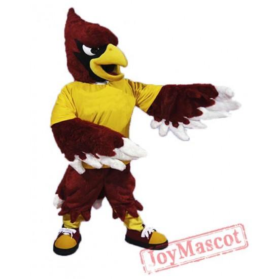 Bird Cardinal Mascot Costume