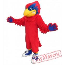 Cheney Cardinal Mascot Costume