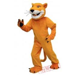 University Cougar Mascot Costume