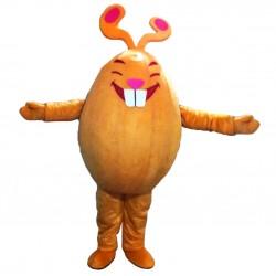 Rabbit Monster Mascot Costume