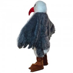 Red Mouth Seagull Mascot Costume