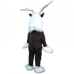 Reindeer Long Hair Quality Mascot Costume