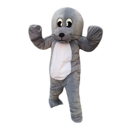 Sea Lion Mascot Costume