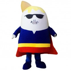 Superman Monsters Mascot Costume