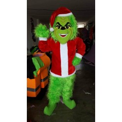 The Grinch Christmas Mascot Costume
