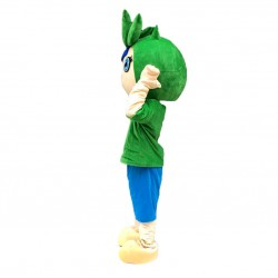 Vegetable Boy Mascot Costume