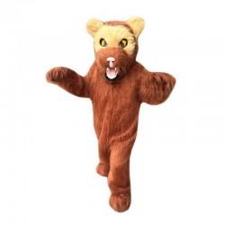 Wolverine Animal Mascot Costume