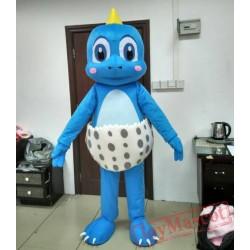 Blue Dinosaur Mascot Dinosaur Costume Dinosaur Mascot Costume For Adult
