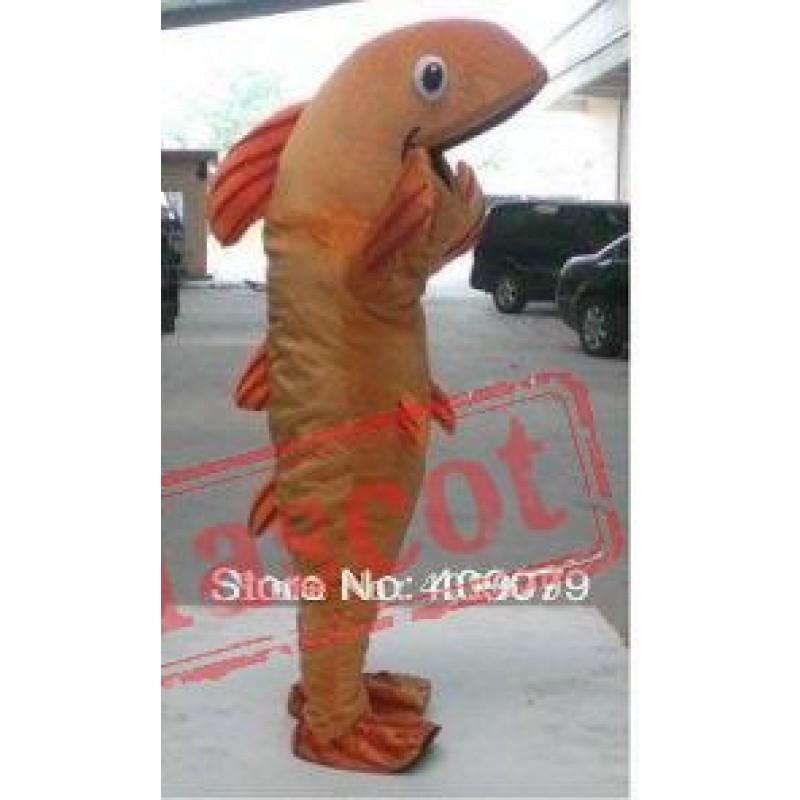 Fish Mascot Costume Adult Fish Costume
