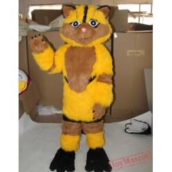 Adult Cat Mascot Costume Adult Furry Cat Mascot