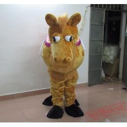 Mascot Costume Adult Camel Costume