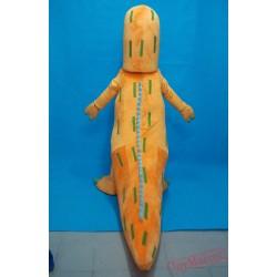 Adult T-Rex Dinosaur Mascot Costume