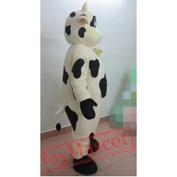 Cattle Mascot Costume For Adult