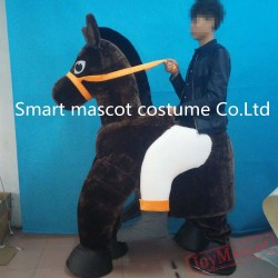 Horse Mascot Costume For Adults