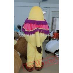 Super Nice Camel Mascot Adult Camel Mascot Costume