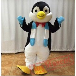 Penguin Mascot Costume For Adults