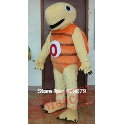 Adult Sea Turtle Mascot Costume
