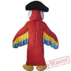 Adult Parrot Mascot Costume