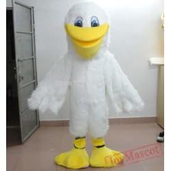 Adult Big Mouth Bird Mascot Costume