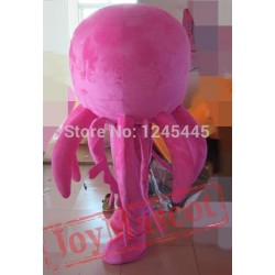 Octopus Mascot Costume For Adults
