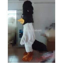 Adult Bird Costume Plush Bird Mascot For Adults