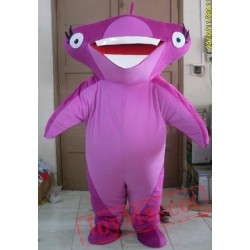 Adult Shark Mascot Costume Shark Adult Costume